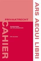 Ars Aequi Cahiers - Privaatrecht 10 - Karakteristiek van het privaatrecht