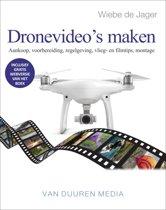 Omslag van 'Focus op fotografie - Dronevideo's maken'