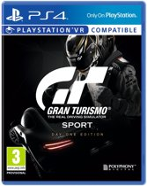 Gran Turismo Sport - Standaard Plus Bonus Edition (Day One Edition) - PS4