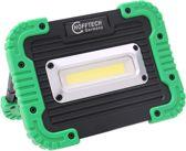 Hofftech COB LED Oplaadbare Werklamp 10W en Powerbank