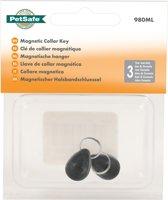 Petsafe 980 Kattenluik Magneetsleutel - Zilver