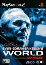 Sven Göran-Eriksson World Cup /PS2
