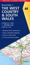 AA 1 West Country & South Wales
