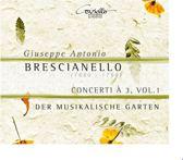 Brescianello: Concerti a 3, Vol. 1