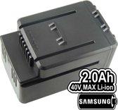 Worx WA3536 Li-ion 2.0Ah/40V MAX Plus.Parts Accu (80Wh)