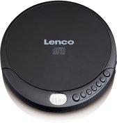 Lenco CD-010 - Discman - Hoge kwaliteit earphone