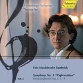 Symphony No.5/String Symphonies Nos.5, 6, 10