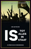 Boek cover IS - Tot alles in staat van Hans Jaap Melissen