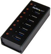 7 Port USB 3.0 Hub - Desktop /Wall-Mount