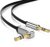 Ugreen 10597 1m 3.5mm 3.5mm Zwart audio kabel