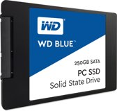 WD Blue - Interne SSD - 250 GB