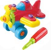 Playgo Constructieset - Vliegtuig