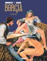 Borgia, integraal deel 1-4 compleet