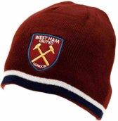 West Ham - Muts Reversible - Volwassenen - Bordeaux/Navy