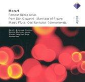 Mozart: Famous Opera Arias / Harnoncourt, Bartoli, Gruberova et al