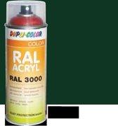 Motip Dupli-Color Spuitbus Acryl Hoogglans - RAL 6009 Dennengroen