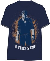 Uncharted 4 - A Thief's End T-Shirt - XL