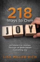 218 Ways to Own Joy
