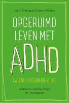 Boekomslag van 'Opgeruimd leven met ADHD'