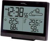 Technoline WS 9252 Zwart digitale weerstation
