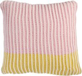 KAAT Amsterdam Petter - sierkussen - 45x45 cm - Pink