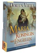 Maria, Koningin van Engelen orakelkaarten