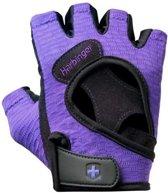 Harbinger Womens FlexFit - Fitnesshandschoenen - Paars -Maat L