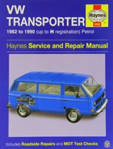 VW Transporter Water Cooled Petrol Service And Rep