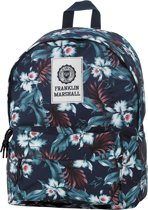 Franklin & Marshall Campus - Rugzak - Aloha Flower Allover