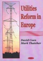 Utilities Reform in Europe
