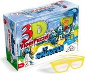 Smurfen 3d Puzzel