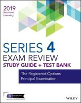 Wiley Series 4 Securities Licensing Exam Review 2019 + Test Bank