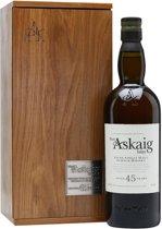 Port Askaig 45 years - 1 x 70 cl
