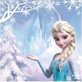 Disney Frozen - Canvas Schilderij - Elsa - 30x30 cm