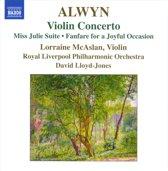 Alwyn: Violin Concerto