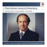 Pierre Boulez Conducts