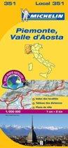 Michelin Piemonte valle d' Aosta