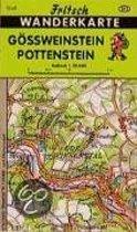 Gössweinstein. Pottenstein 1 : 35 000