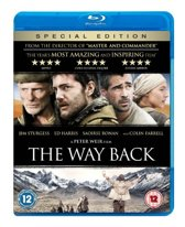 Way Back (Blu-Ray) Dvd