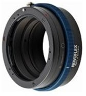 Novoflex Adapter Pentax K objectief a. Sony E Mount camera