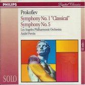 Symphony No.1 &Amp; 5
