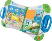 Afbeelding van VTech MagiBook Blauw - Inclusief Activiteitenboek: Een Dag Uit Het Dagelijks Leven speelgoed