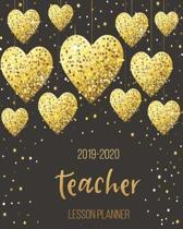 Teacher Lesson Planner 2019-2020