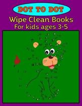 Dot to dot wipe clean books for kids ages 3-5: 50 Unique Dot To Dot Design for drawing and coloring Stress Relieving Designs for Adults Relaxation