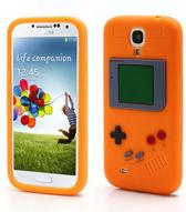 NDS Silicone hoesje Samsung Galaxy S4 oranje