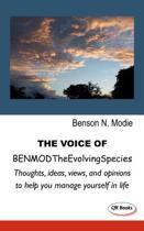 The Voice of Benmodtheevolvingspecies