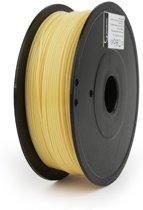 Gembird3 FF-3DP-PLA1.75-02-Y - Filament (600 g) PLA, 1.75 mm, 53 mm spoel, geel