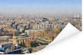 Skyline van Karachi Poster 180x120 cm - Foto print op Poster (wanddecoratie woonkamer / slaapkamer) XXL / Groot formaat!