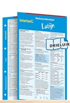 Werkwoordenwijzer Latijn - uitklapkaart