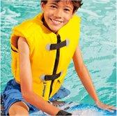 Geel zwemvest 6-12 jaar